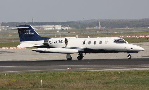 Learjet D-CGRC-2