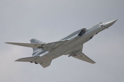 "TU 22M3 "" 16 ""  RF-94144 Russian Air Force -1"
