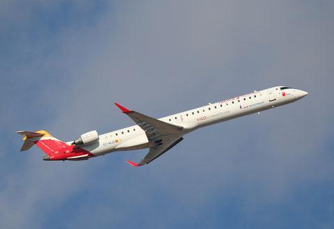 """CRJ-1000 """" EC-MJO """"  Air Nostrum -3"""