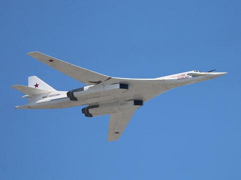 """TU 160  """" 11 """" Vasily Senko  Russian Air Force -2"""