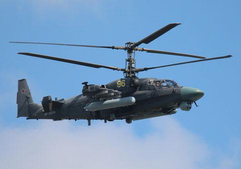 "Ka 52 "" 96 ""  RF-91266 Russian Air Force -1"