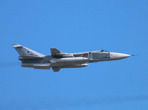 """SU 24M """" 47 """"  RF-95091     Воздушно-космические силы ( ВКС ) Россия -2"""