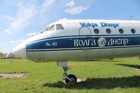 "JAK 40  "" RA-87357 "" Volga Dnepr Airlines -4"