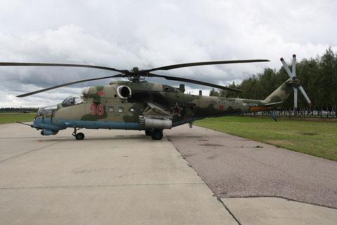"""MI 35 """" 56 """"   RF-13375  Russian Air Force -1"""