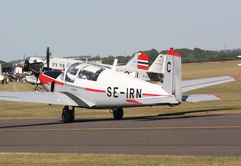 Saab 91d Safir SE-IRN-2