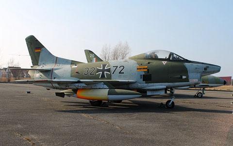 "FIAT G 91 R/3 "" 32+72 "" German Air Force -2"