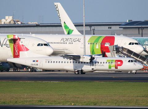 """ATR 72-212A (600) """" CS-DJB """"  TAP Express -4"""
