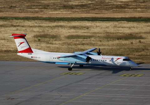 "Dash 8-402 "" OE-LGJ "" Austrian Arrows -2"