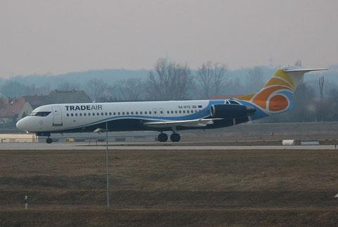 Fokker100 9A-BTE-2