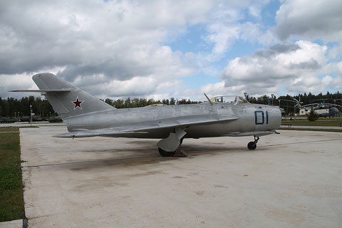 """MiG 17  """" 01 """"  Russian Air Force -3"""