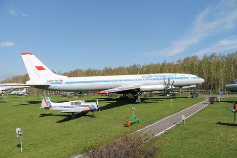 "TU 114 "" CCCP-76490 "" Aeroflot -3"