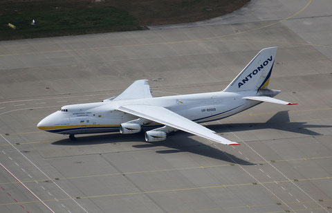 "AN 124-100 "" UR-82009 "" Antonov Airlines -5"