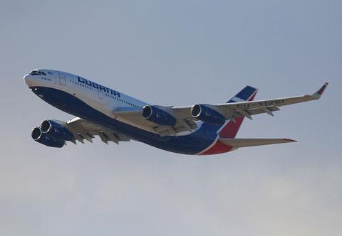 """Il-96 300 """" CU-T1251 """"  Cubana -3"""