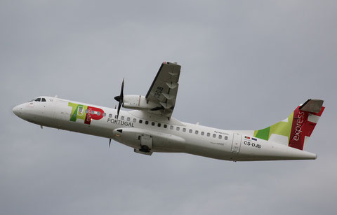 """ATR 72-212A (600) """" CS-DJB """"  TAP Express -1"""
