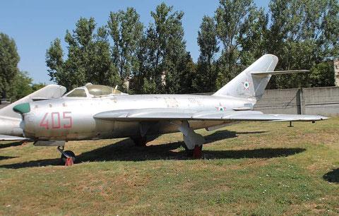 MiG17PF 405-2