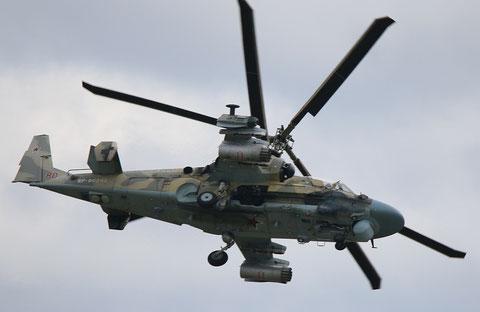 "Ka 52 "" 80 ""  RF-90392  Russian Air Force -5"