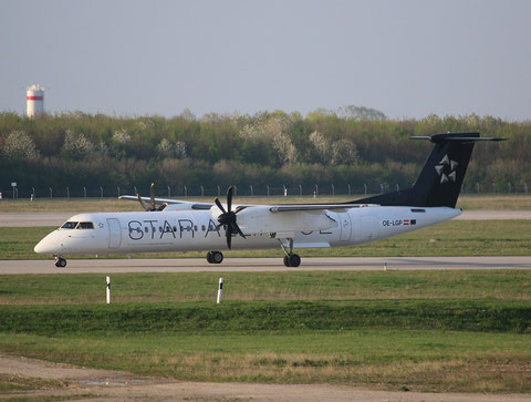 """Dash 8-402Q """" OE-LGP """" Austrian Airlines -2"""