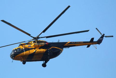 """Mi 8TB  """" RA-24100 """"  Sky Avia -2"""