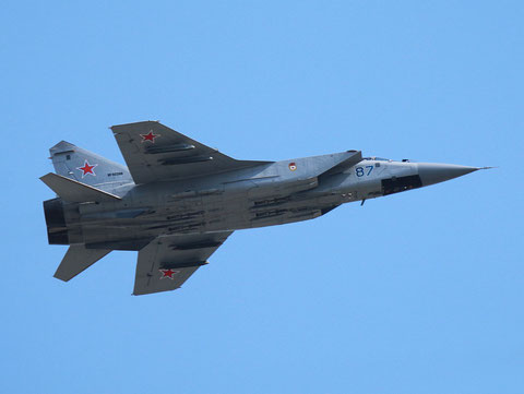 "MiG 31BM "" 87 ""  RF-92399 Russian Air Force -1"
