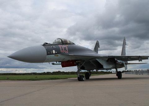 "SU 35S "" 03 ""  RF-95242  Russian Air Force -5"
