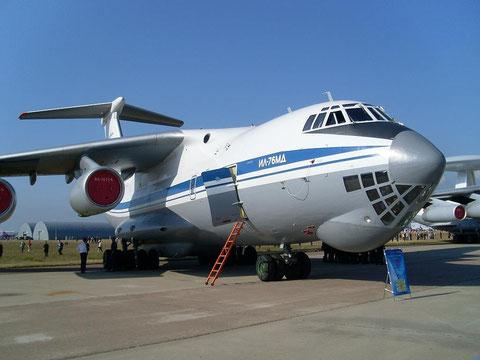 IL76 RA-76714-2