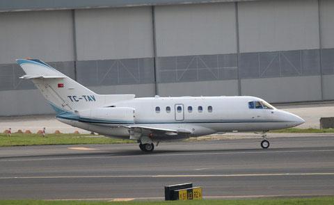 """Hawker 800XPi  """" TC-TAV """"  TAV Havacilik -2"""
