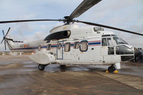 "Aérospatiale AS 332M1 Super Puma "" 402 23 "" SpainAF -2"