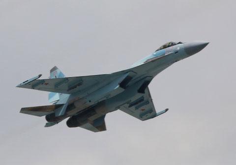 """SU 35S """" 07 """" RF-95849  Воздушно-космические силы        ( ВКС ) Россия -1"""