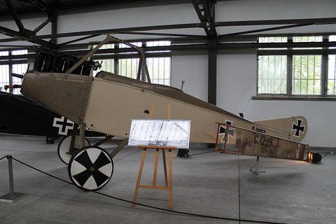 Aviatik C.III-5