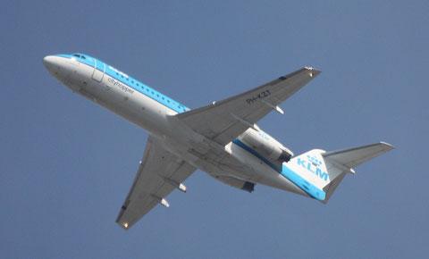 Fokker70 PH-KZT-2