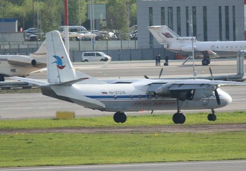 AN26 RA-27210-1