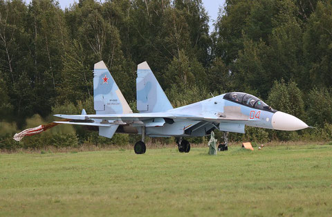 "SU 30SM "" 04 ""  RF-85820 Russian Air Force -2"