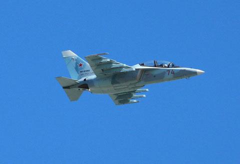 "JAK 130 "" 74 "" RF-81682  Russian Air Force -1"