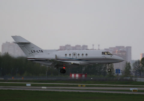 Hawker800 LY-LTA-1