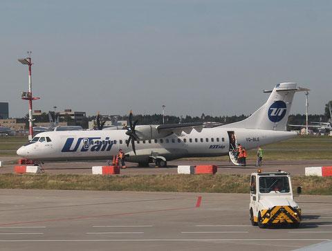 """ATR 72-212A """" VQ-BLE """" UTair -1"""