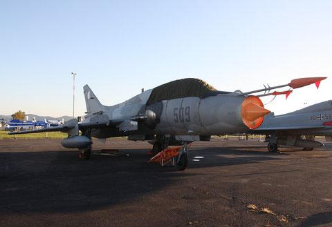 """SU 22UM3K """" 509 """" Polish Air Force -2"""