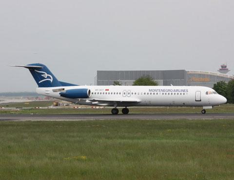 Fokker100 4O-AOT-3