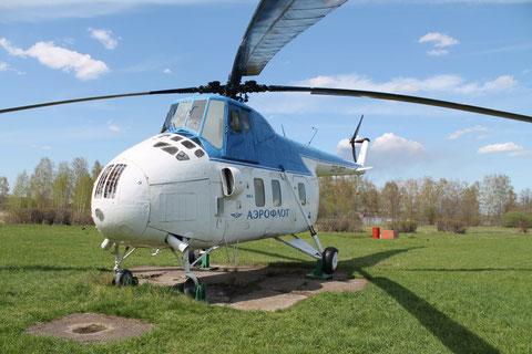"Mi 4  "" CCCP-35277 ""  Aeroflot -2"