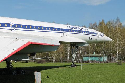"TU 144 "" CCCP-77110 "" -4"