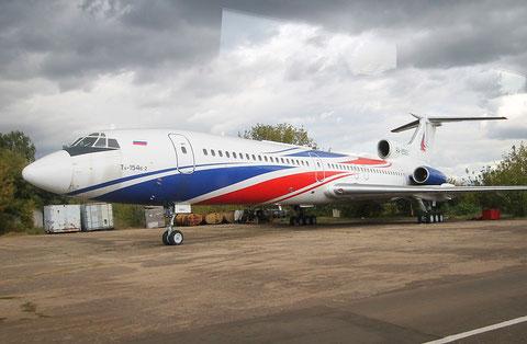 TU 154 RA-85601-2