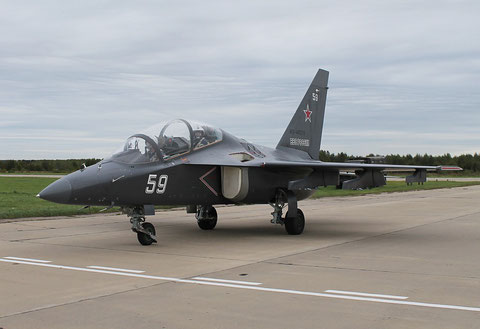 "JAK 130 "" 59 "" RF-44574  Russian Air Force -4"