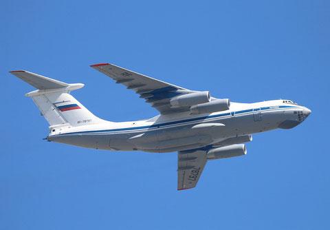"""IL 76MD """" RF-78797 """" Russian Air Force -2"""