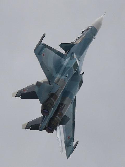 """SU 30SM """" 38 """"  Russian Navy -2"""