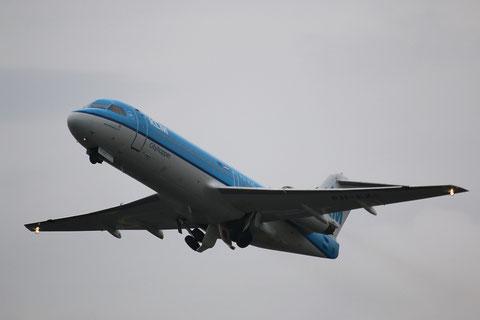 Fokker70 PH-KZC-1