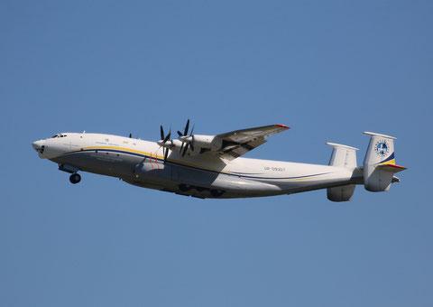 """AN 22A  """" UR-09307 """"  Antonov Airlines -6"""