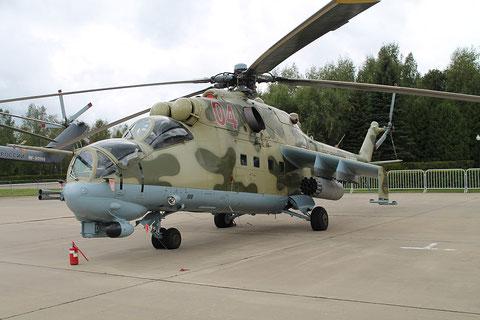 "MI 24P "" 04 ""   RF-93547  Russian Air Force -1"