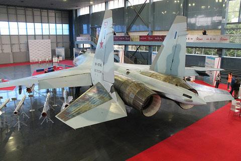 "SU 35S "" 57 ""  RF-81745  Russian Air Force -5"