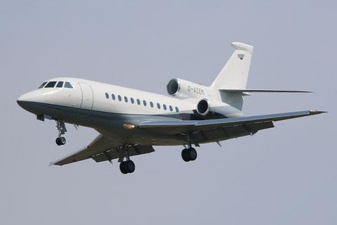 Falcon900 D-AZEM-1