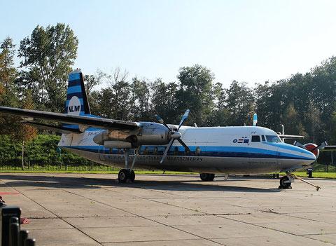 """Fokker F 27-100  """" PH-FHF """" Fokker Heritage Flight -2"""
