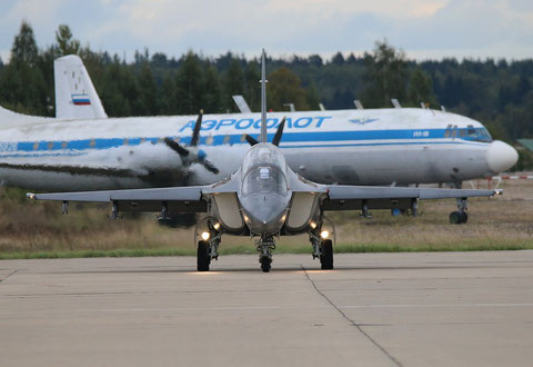 "JAK 130 "" 57 "" RF-44572  Russian Air Force -3"